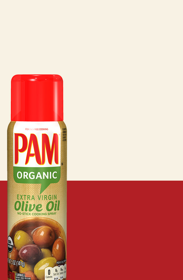 PAM Organic Extra Virgin Olive Oil